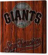 San Francisco Giants Canvas Print