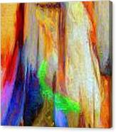 Abstract Series Iv Canvas Print