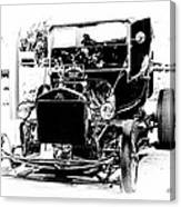 23 Ford Canvas Print