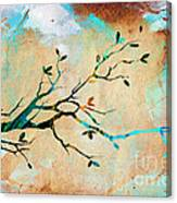 Tree Branch Collection Canvas Print