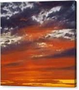 Sky Scape Canvas Print