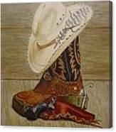 239 Larry Moreland's Stilllife Canvas Print