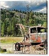 24 7 365 Towing Canvas Print