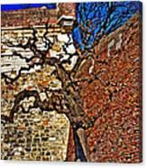 Fortress Kalemegdan Belgrade Canvas Print