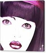 Pikotine Art Canvas Print