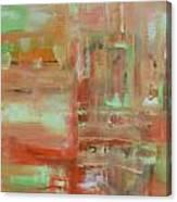 Abstract Exhibit Canvas Print