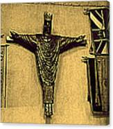 Church Jesus  Canvas Print
