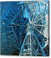 26 East Antenna Abstract 1 Canvas Print