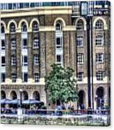 Hays Galleria London Canvas Print