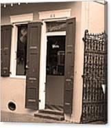 New Orleans - Bourbon Street 28 Canvas Print