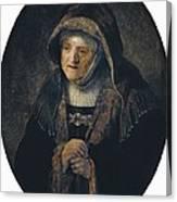 Rembrandt, Harmenszoon Van Rijn, Called Canvas Print