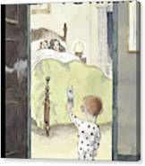New Yorker January 29th, 2007 Canvas Print