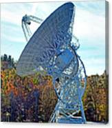26 West Antenna At Pari Canvas Print