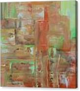 Abstract Exhibit Canvas Print