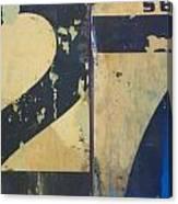 27 Canvas Print