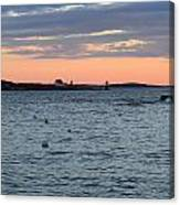 Maine Seascapes Canvas Print