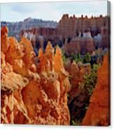 Usa, Utah, Bryce Canyon National Park Canvas Print