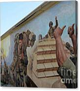 29 Palms Mural 4 Canvas Print