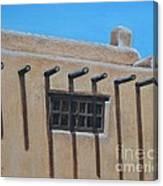 2nd Floor Window Canvas Print