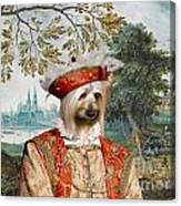 Silky Terrier Art Canvas Print Canvas Print