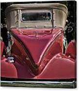 1930 Packard Model 734 Speedster Runabout Canvas Print