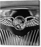 1933 Pontiac Emblem Canvas Print