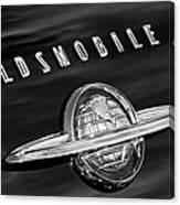 1950 Oldsmobile 88 Emblem Canvas Print