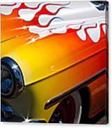 1954 Chevy Bel Air Custom Hot Rod Canvas Print
