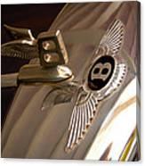 1956 Bentley S1 Canvas Print