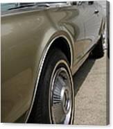 1967 Mercury Cougar Canvas Print