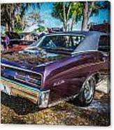 1967 Pontiac Gto  Canvas Print