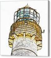 Absecon Lighthouse Canvas Print