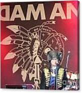Adam Ant Canvas Print