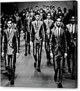 Alternative View - Milan Fashion Week Canvas Print