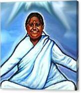 Amma And Kali Canvas Print
