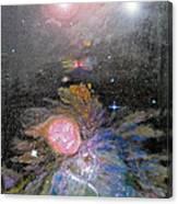 Aphrodite In Orion's Nebula Canvas Print