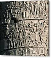 Apollodorus Of Damascus 60-129. Column Canvas Print