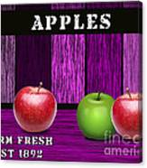 Apple Farm Canvas Print