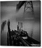 Astoria-megler Bridge Canvas Print