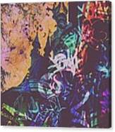 Aurora's Nightmare II Canvas Print