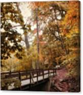 Autumn Awaits Canvas Print