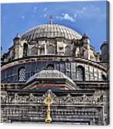 Beyazit Camii Mosque Canvas Print