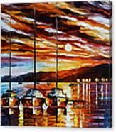 3 Borthers Canvas Print