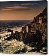 Botallack Tin Mine Canvas Print