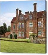Breamore House Canvas Print