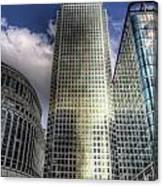 Canary Wharf Tower London Canvas Print