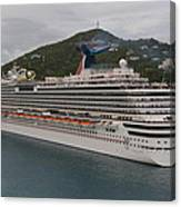 Carnival Dream Canvas Print