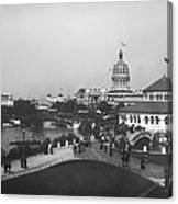 Chicago Worlds Columbian Exposition 1893 Canvas Print