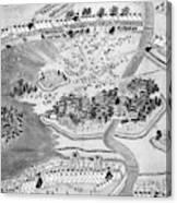 China Taiping Rebellion Canvas Print