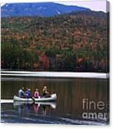 Chocorua Lake Canvas Print